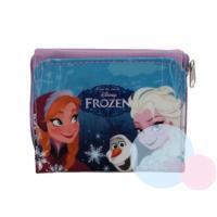 Peňaženka FROZEN Disney , Barva - Fialová