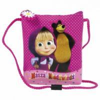 Peňaženka Máša a Medveď , Barva - Ružová