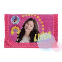 Peňaženka Soy Luna , Barva - Malinová