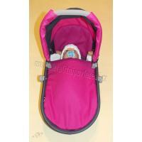 Perinky do kočíka pre bábiky , Barva - Ružová