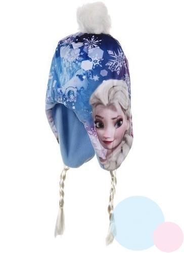1a8b3a1a7 detská čiapka frozen , Barva - Modrá , Velikost čepice - 52 | Nákupy ...