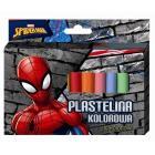 PLASTELÍNA SPIDERMAN 10 farieb , Barva - Barevná