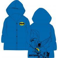 PLÁŠTĚNKA BATMAN , Velikost - 110/116 , Barva - Modrá