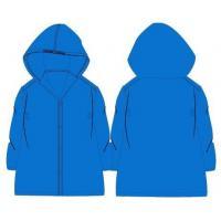 PLÁŠTĚNKA , Velikost - 104 , Barva - Modrá