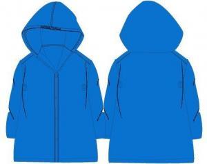 PLÁŠTĚNKA , Velikost - 116 , Barva - Modrá