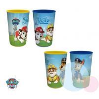 Plastové poháriky Paw Patrol , Velikost - Uni