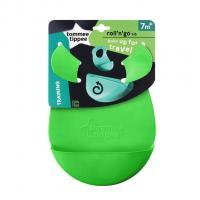 Plastový podbradník Tommee Tippee , Barva - Zelená