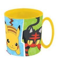 Plastový hrníček Pokémon , Barva - Žltá , Velikost lahve - 350 ml