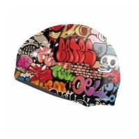 Plavecká čiapka graffiti , Barva - Barevná