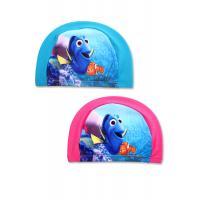 Plavecká čiapka Hľadá se Dory , Barva - Modrá , Velikost čepice - Uni