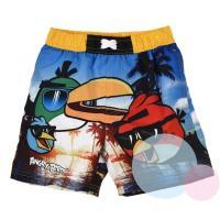 Plavky Angry Birds , Barva - Modro-žltá , Velikost - 104