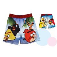 Plavky Angry Birds , Velikost - 104 , Barva - Modro-červená