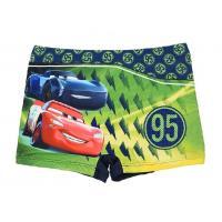 PLAVKY CARS , Velikost - 98 , Barva - Modro-zelená