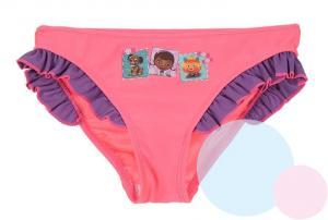 Plavky Doktorka plyšáková , Velikost - 98 , Barva - Ružová