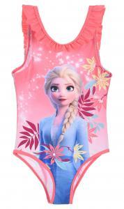 PLAVKY Ledové Království Elsa , Velikost - 128 , Barva - Tmavo ružová