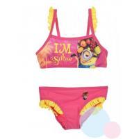 Plavky Mimoni , Barva - Ružová , Velikost - 98