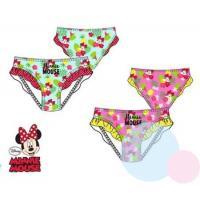 Plavky Minnie , Velikost - 128 , Barva - Ružová