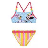 Plavky Minnie Mouse , Velikost - 98 , Barva - Modro-oranžová
