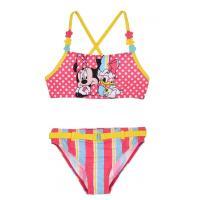 Plavky Minnie Mouse , Velikost - 104 , Barva - Ružová