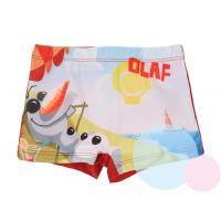 Plavky Olaf , Barva - Červená , Velikost - 98