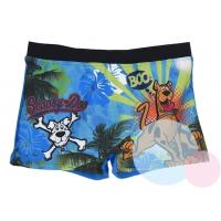 Plavky Scooby Doo  , Barva - Modrá , Velikost - 128