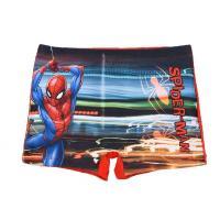 PLAVKY SPIDERMAN , Velikost - 98 , Barva - Červená