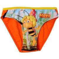 Plavky Včielka Maja baby , Velikost - 68 , Barva - Oranžová