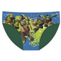 Plavky Korytnačky Ninja , Barva - Zelená , Velikost - 104