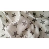 Plienka Hviezdy , Barva - Biela , Rozměr textilu - 70x70