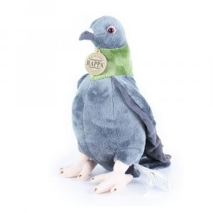 Plyšový holub, 23 cm , Barva - Šedá