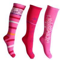 Podkolienky Mia a Ja , Barva - Ružová , Velikost ponožky - 31-34