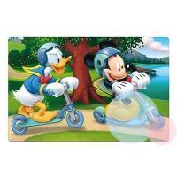 Podložka Mickey 3D kolobežka , Barva - Barevná