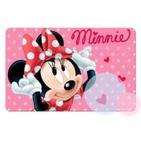 Podložka Minnie 3D , Barva - Ružová