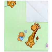 Podložka New Baby žirafa , Barva - Zelená