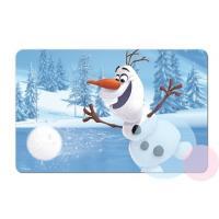 PODLOŽKA OLAF Frozen , Barva - Modrá