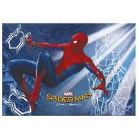 Podložka Spiderman , Barva - Modrá