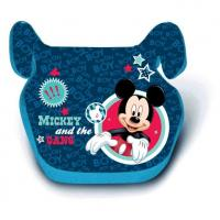Podsedák do auta Mickey Mouse , Barva - Modrá