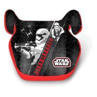 Podsedák do auta Star Wars Stormtrooper , Barva - Červeno-černá