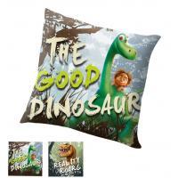 Vankúšik Hodný Dinosaurus , Rozměr textilu - 40x40 , Barva - Barevná