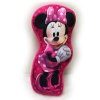 Vankúšik Minnie 3D , Barva - Ružová