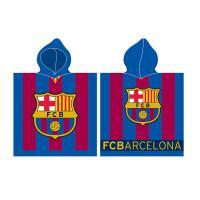 Pončo FC Barcelona , Velikost - 50x115cm