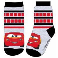 Ponožky Cars , Barva - Černo-šedá , Velikost ponožky - 31-34