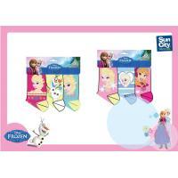 Ponožky Ľadové Kráľovstvo 3ks , Barva - Barevná , Velikost ponožky - 31-34