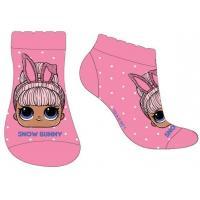 PONOŽKY LOL Surprise , Velikost ponožky - 23-26 , Barva - Ružová