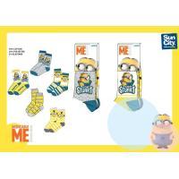 Ponožky Mimoni - 3ks , Velikost ponožky - 27-30