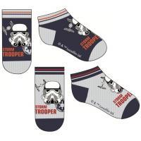 Ponožky Star Wars - kotníčkové , Velikost ponožky - 23-26