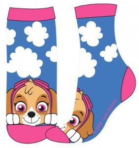 Ponožky Tlapková Patrola , Barva - Modrá