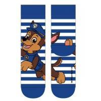 Ponožky Tlapková Patrola Chase , Velikost ponožky - 23-26 , Barva - Modrá