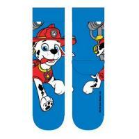 Ponožky Tlapková Patrola Marshall , Velikost ponožky - 23-26 , Barva - Modrá