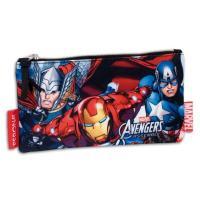 Pouzdro Avengers , Barva - Modro-červená